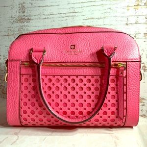 Kate Spade Delaney Perri Lane Bubbles Satchel